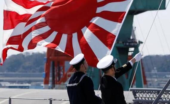 这艘船前世曾欠下累累血债 如今再次升起旭日军旗