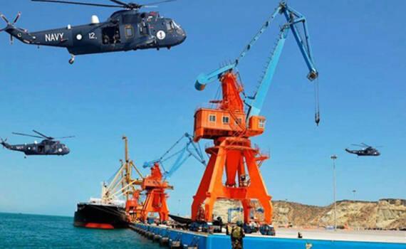 巴铁有多铁?专门成立海军特种部队保卫瓜达尔港