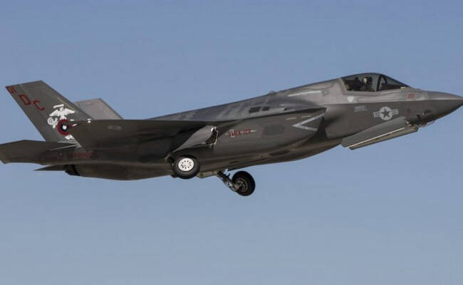 应对歼20威胁!美军陆战队组建第二个F35B中队