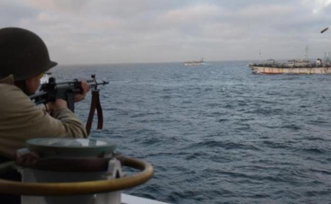 阿根廷警察向中国渔船开火 追捕8小时