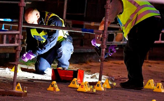 瑞典民众庆祝世界杯胜利时发生枪击