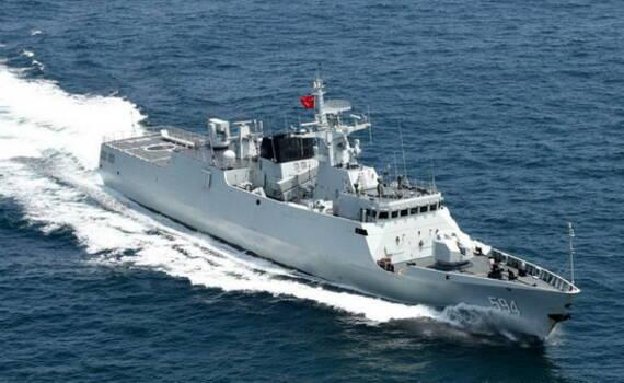 汾酒军机处|056A能在南海拦截美军驱逐舰吗?