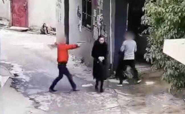 福建:村支书遭村民枪击