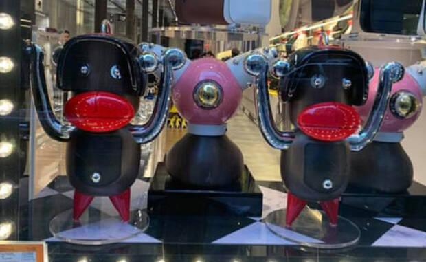 意大利时尚品牌又惹祸 产品被迫下架
