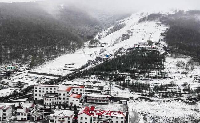 北京5月降雪:1天短袖1天棉袄