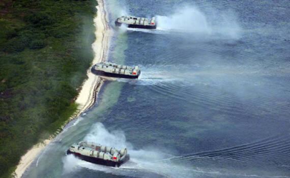 解放军可向全球70%海岸一次投送3000人重装部队