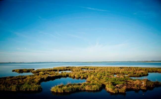 生活在90%土地都消失的美国岛屿