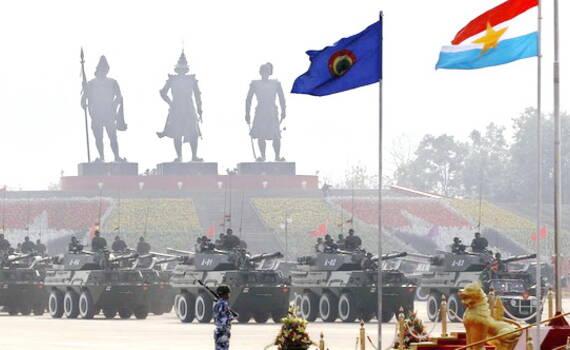 凤凰军机处|邱永峥:印最害怕中国借道缅甸断藏南后路