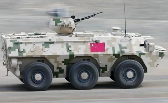 外军彻底服了 中国防空兵以震撼优势领跑比赛