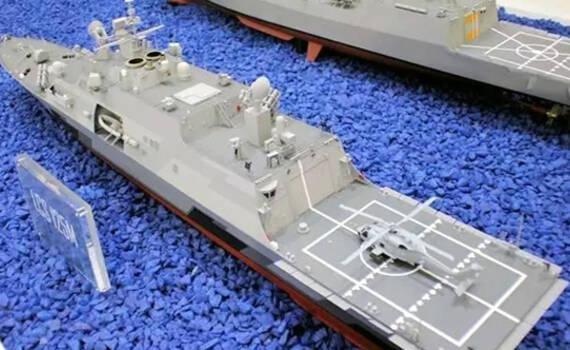火力加强版濒海战斗舰亮相 这次连名字都改了