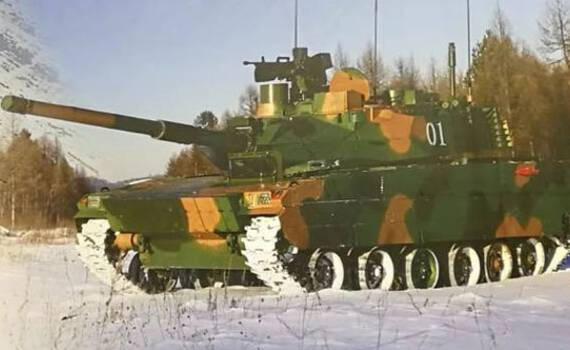 新轻坦高清大图曝光 装甲防护细节曝光