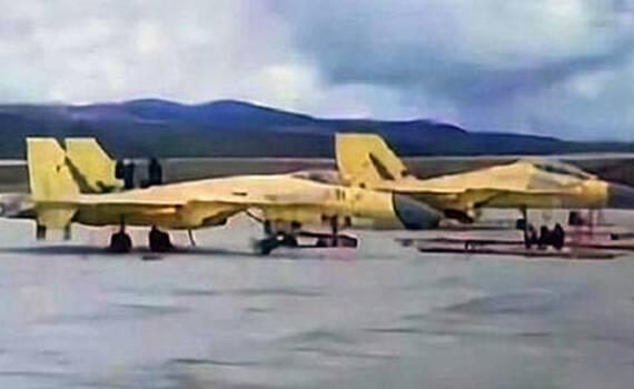 疑似歼11D首曝高原测试 引进苏-35可帮助设计?