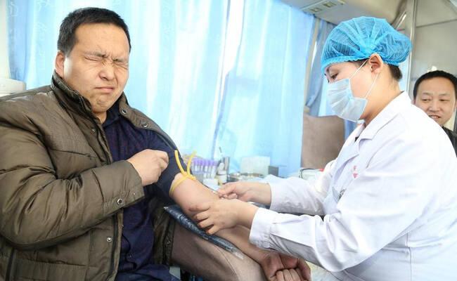 村民连续13年集体义务献血 超25万毫升