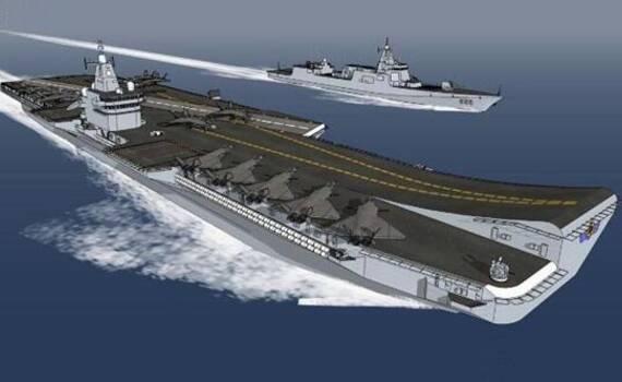 网友曝光三款075方案 其中一款解决海军大问题