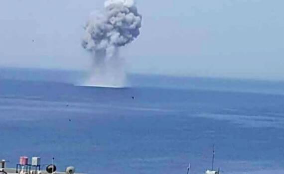 俄军苏-30在叙利亚坠海,2名飞行员遇难