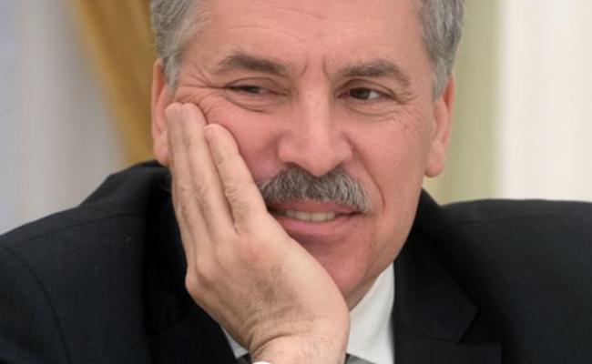 大选得票率不足15% 俄候选人剃掉胡子