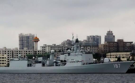 汾酒軍機處第183期|167艦改裝為何沒上四面盾?