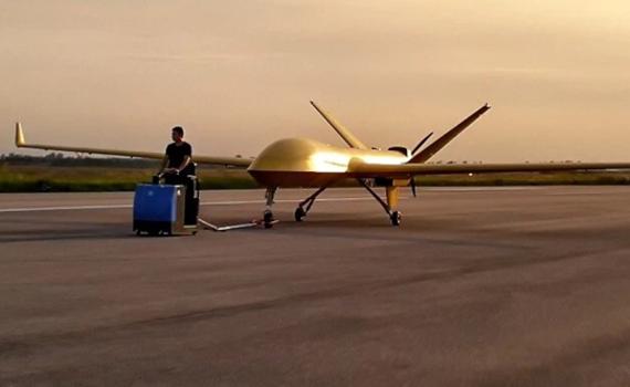 中國無人預警機首飛 曾在2年前靠模型領先世界