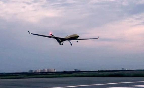 中國無人機家族再添新成員 大型預警無人機首飛成功