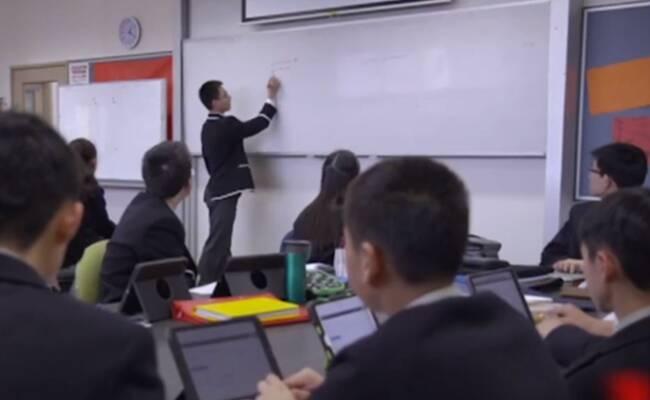 华裔少年成澳高考状元 照片被用于祈福