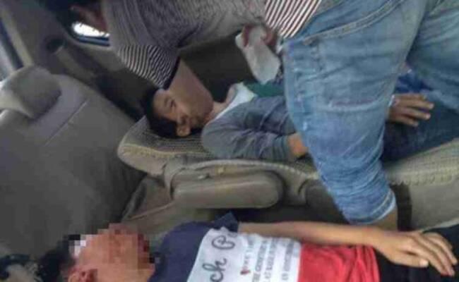 湖南:一中学水塔突然垮塌 学生1死5伤