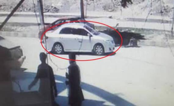 中国夫妇在巴基斯坦遭武装分子绑架 现场图曝光