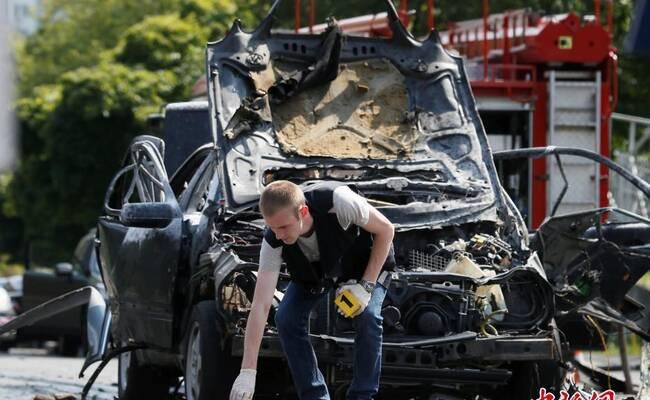 汽车爆炸 乌克兰国防部情报局长身亡