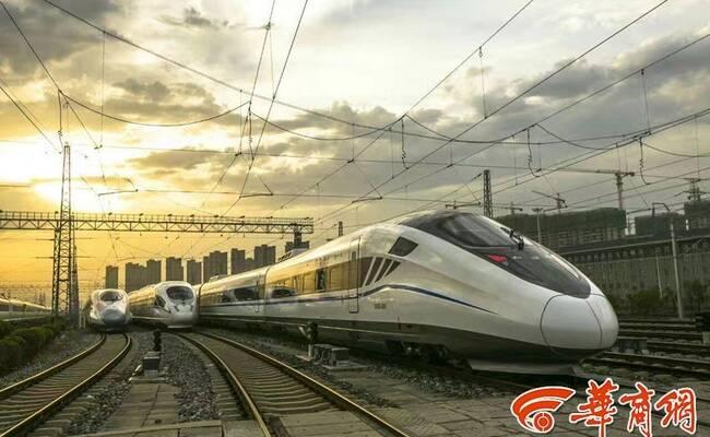 宝兰高铁今日正式开通