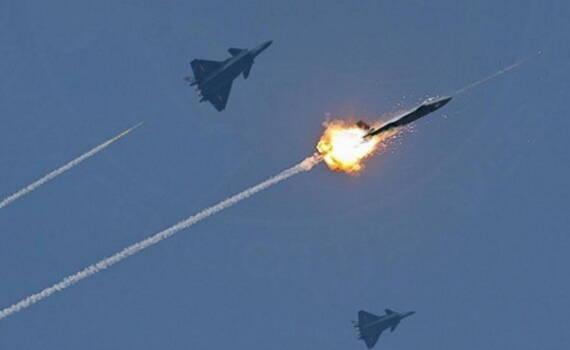 凤凰军机处|徐勇凌:中美未来若空战将是什么样?