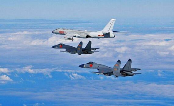 凤凰军机处∣美国为何不许中日在东海动手?