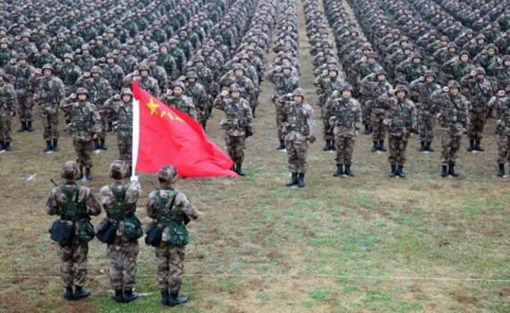 汾酒军机处︱徐焰:中国的尊严是陆军打出来的!