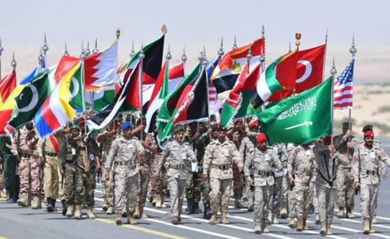 海湾大型军演结束 阿拉伯联军转战叙利亚?