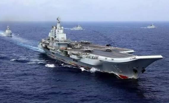中国海军颜值最高图集:大量珍贵镜头首次曝光