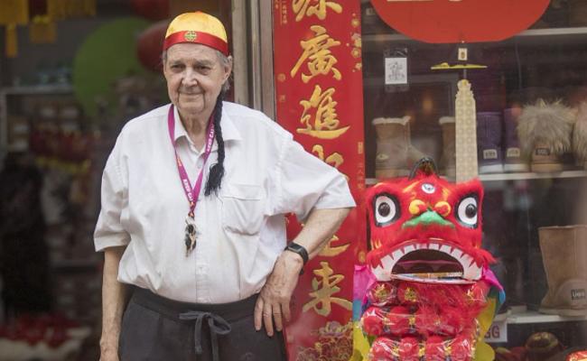 墨尔本的中国新年