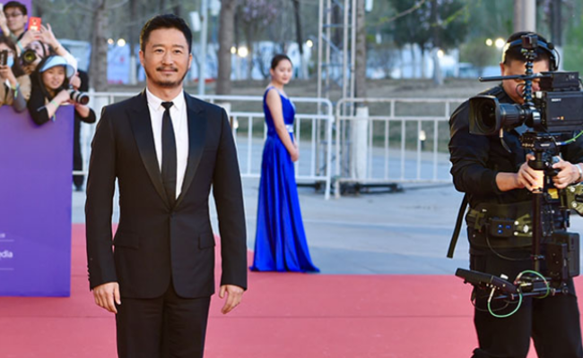 第八届北京电影节开幕式