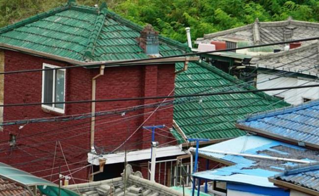 """韩国首尔市长""""蜗居""""楼顶一个月"""