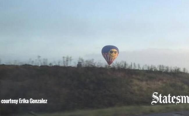 史上第二惨热气球坠毁现场 无人生还