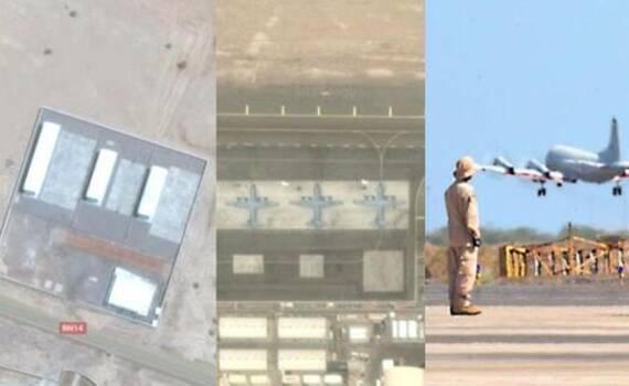 中美日三国吉布提基地对比 中国基地还是荒地