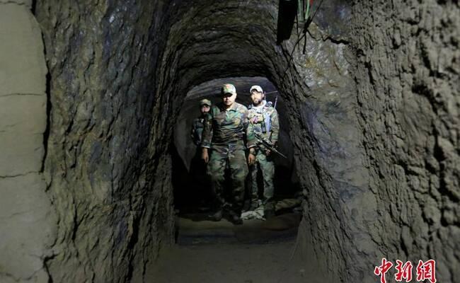 """阿富汗部队发现疑似""""炸弹之母""""投放地"""