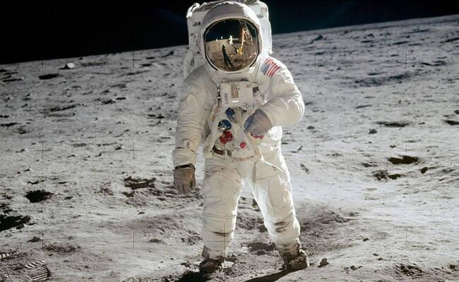 45张照片回看人类首次登月全程