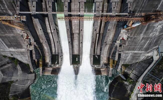 因用电乏力 广西最大电站全线调峰弃水
