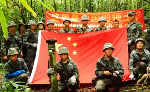 解放军19岁战士武装巡逻西藏边防时不幸遇难