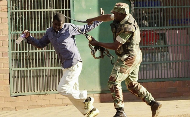津巴布韦年夜选下场引辩论 致3人出生