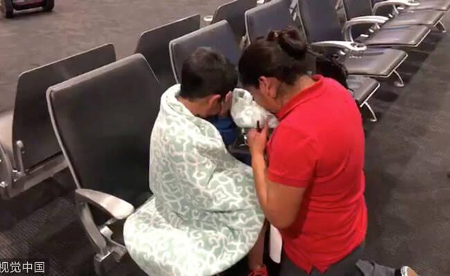 美国:被迫分离移民儿童与母亲团聚