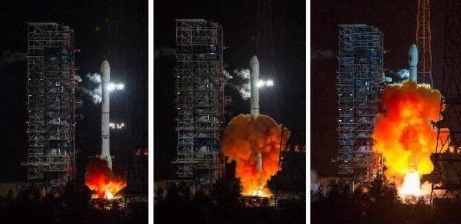 嫦娥五号探路先锋发射成功 将打水漂式返回地球