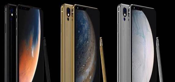 iPhone概念新机