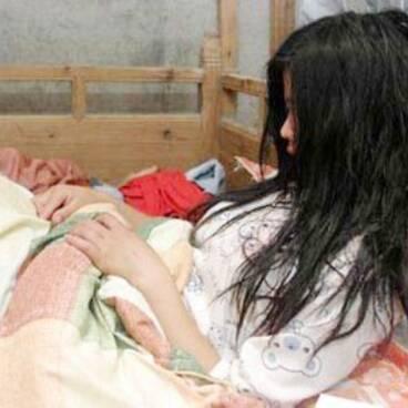 14岁女生怀孕产女后掐死
