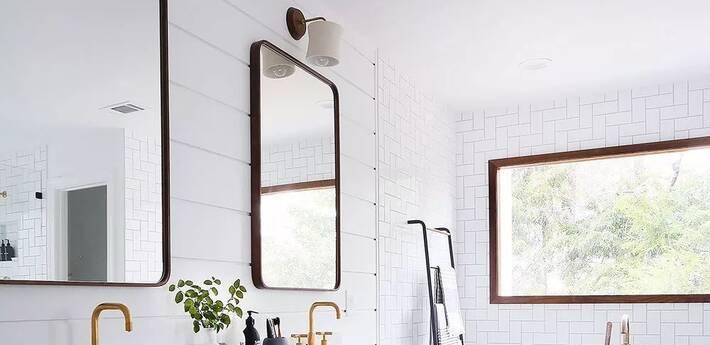 卫生间改造翻新实例,来看看别人家的卫生间!