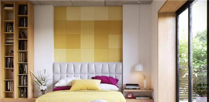 35个卧室背景墙设计方案,果然比大白墙美!