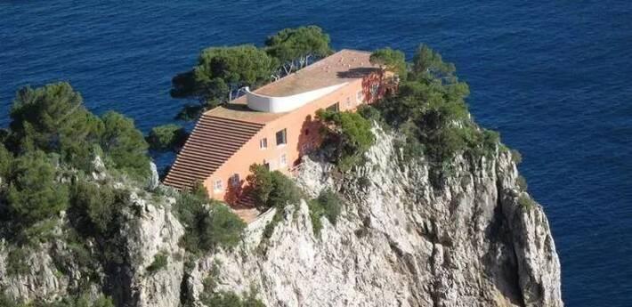 世界上最孤独的别墅